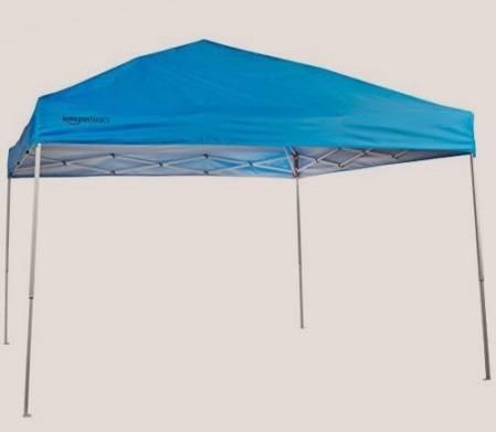 AmazonBasics Pop Up Canopy Review